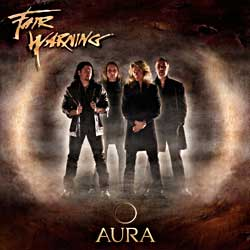 Fair Warning CD 'Aura' 2009